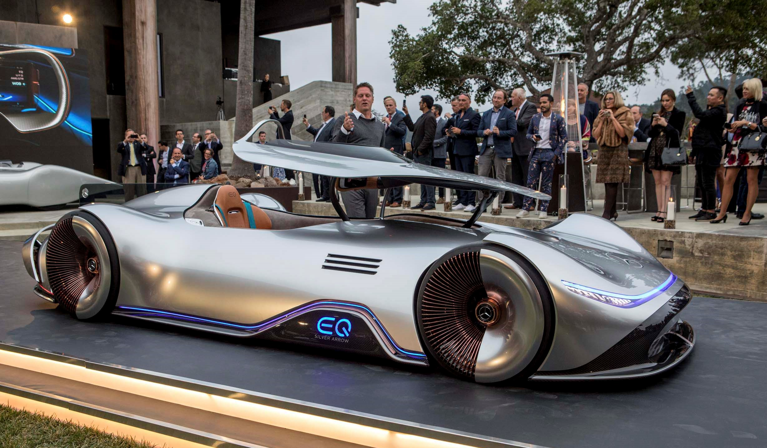 Машины будущего самые крутые концепт кары 2018 года Rusbase