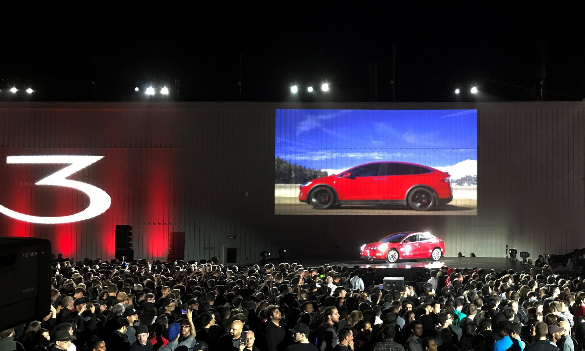Новый кроссовер Tesla Model Yпостроят наплатформе Model 3