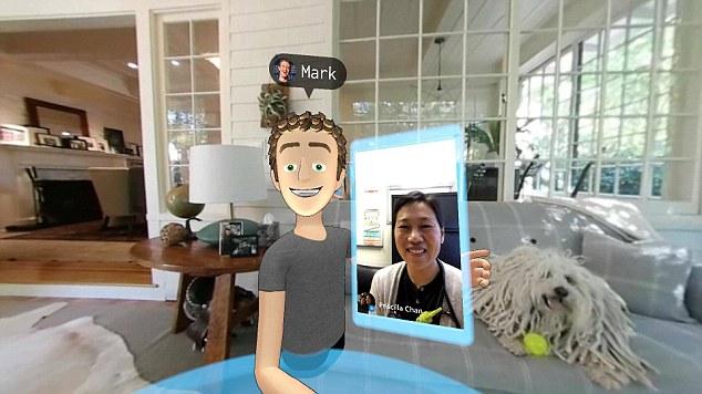 Социальная сеть Facebook представила соцсеть свиртуальной реальностью