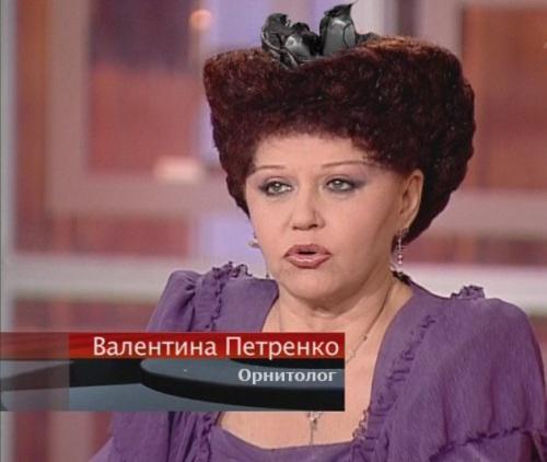Что на голове у валентины петренко парик или свои волосы