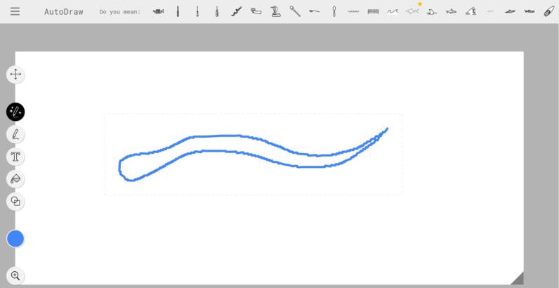 Google представила инструмент, угадывающий, что желает нарисовать пользователь