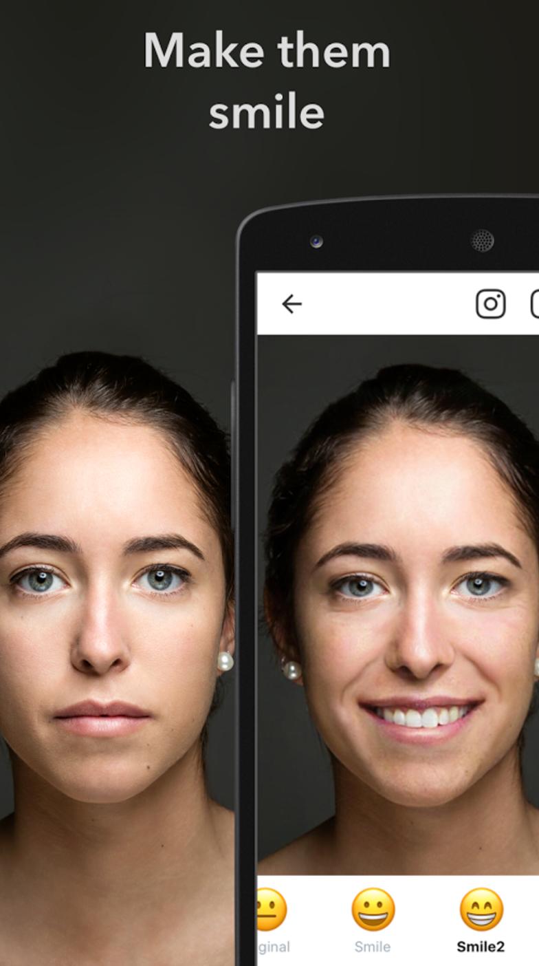 нём могут приложение для изменения фото на телефон создал
