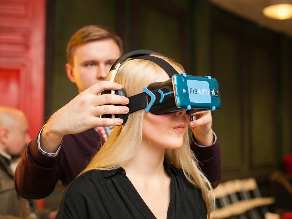 VR/AR-технологии виртуальная и дополненная реальность