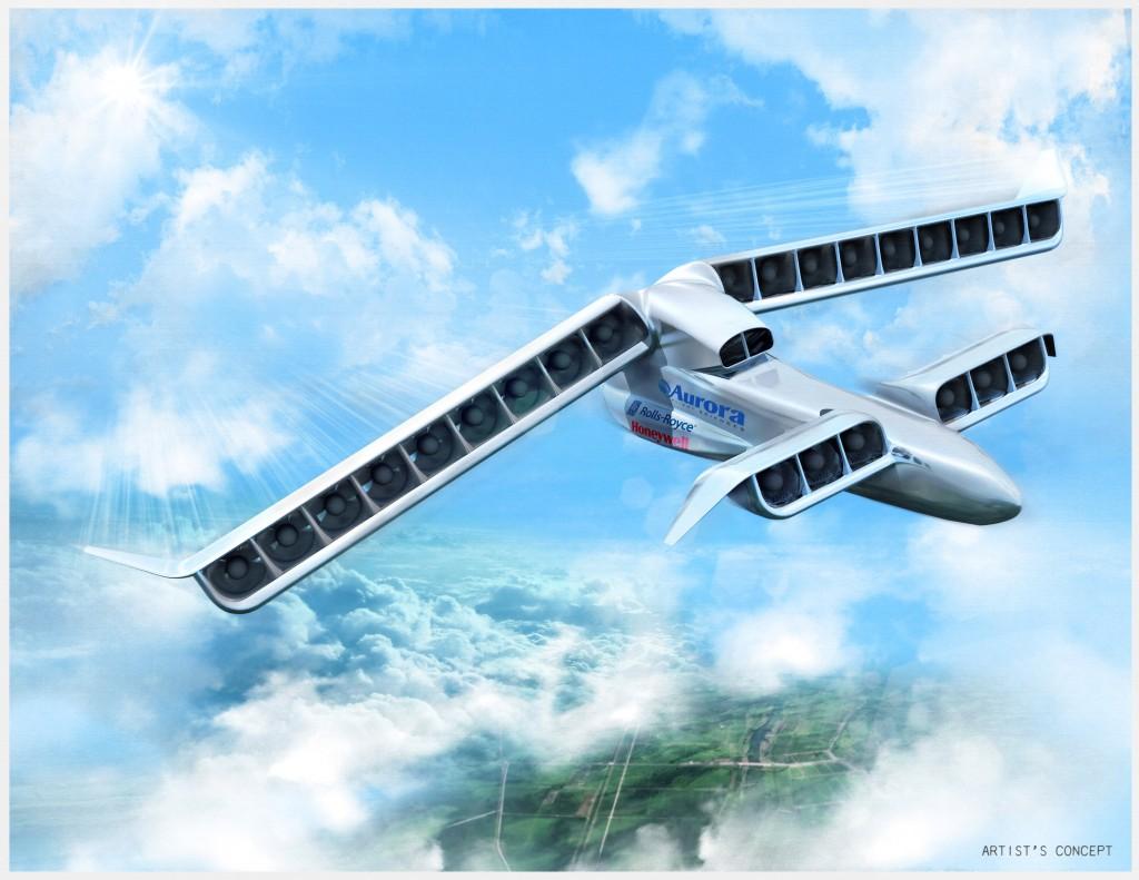 Boeing покупает Aurora— разработчика первого робота-пилота