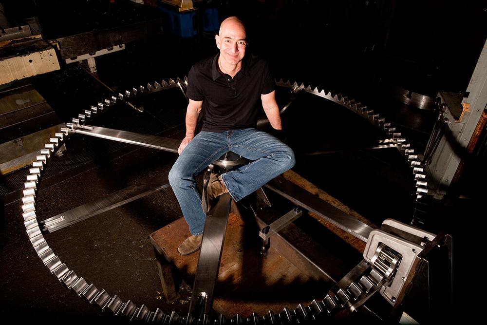 Основатель Amazon построит часы на10 000 лет работы