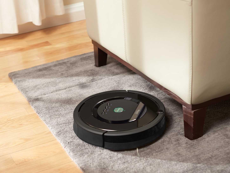 Производитель роботов-уборщиков Roomba начнет торговать данные одомах пользователей