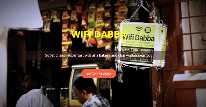 wifi dabba