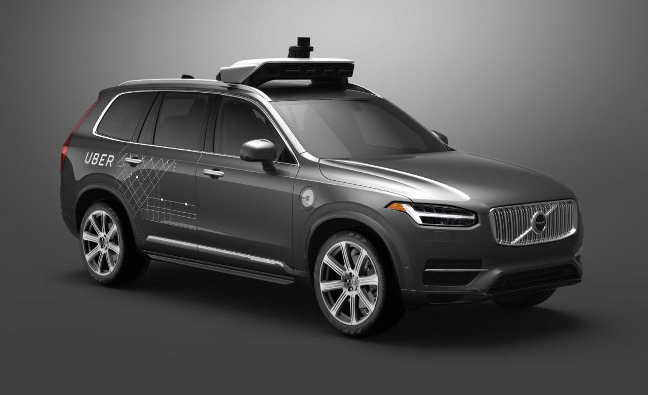 Uber купит у Вольво  24 тысячи XC90 исделает ихбеспилотными