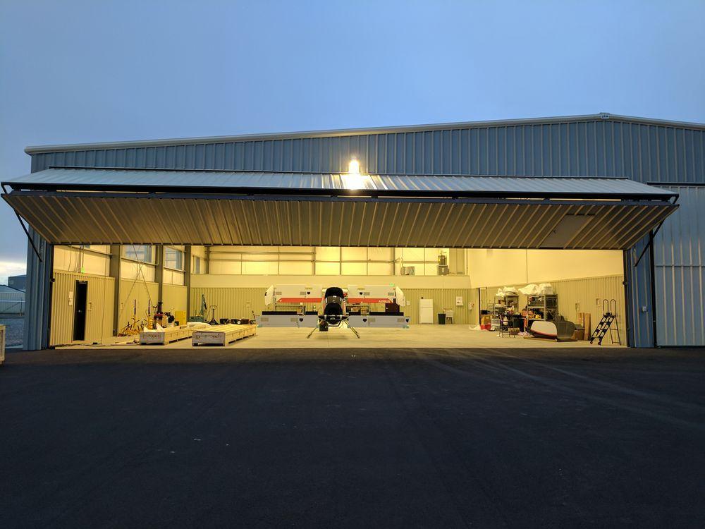 Доконца года Airbus проведет тестирования  летающего автомобиля